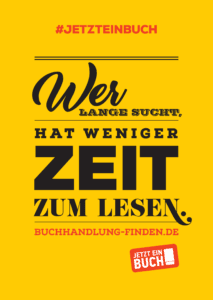 Typographisch gestaltetes Plakat Liwi Verlag
