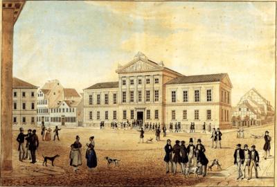 Göttingen – Stadt mit den meisten Buchhandlungen liwi gänseliesel