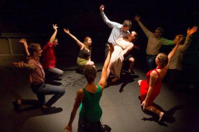 """Theater im OP, Stück """"Shoppen"""" 2016"""