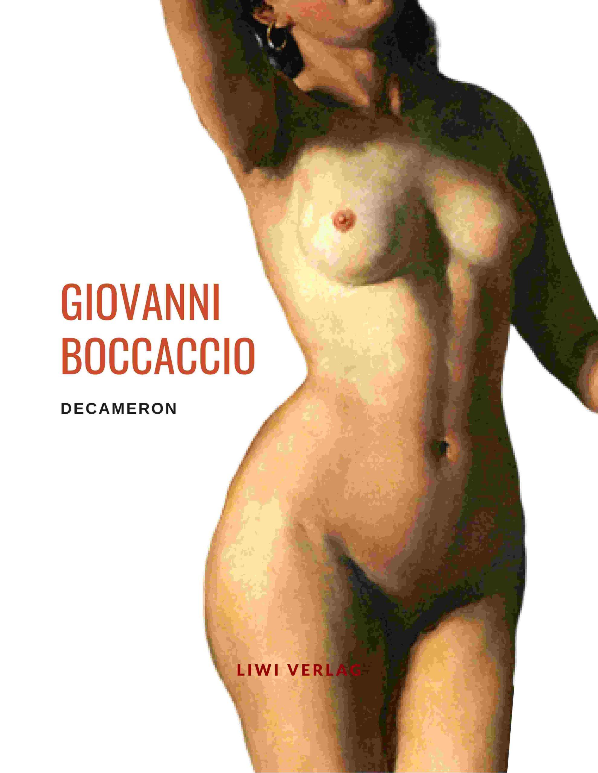 Giovanni Boccaccio Decameron Corona Pest
