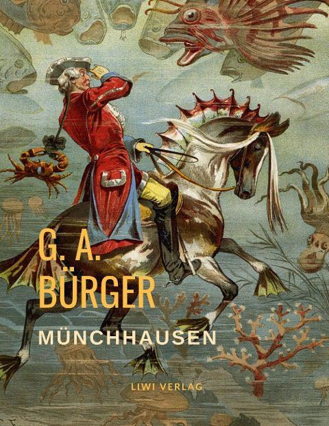 Gottfried August Bürger Münchhausen Jubiläum 2020