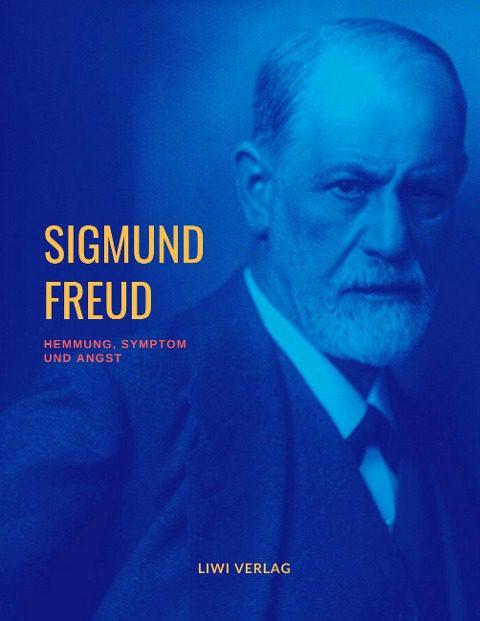 Sigmund Freud Hemmung symptom Angst buch kaufen