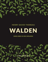thoreau walden quarantäne nature writing