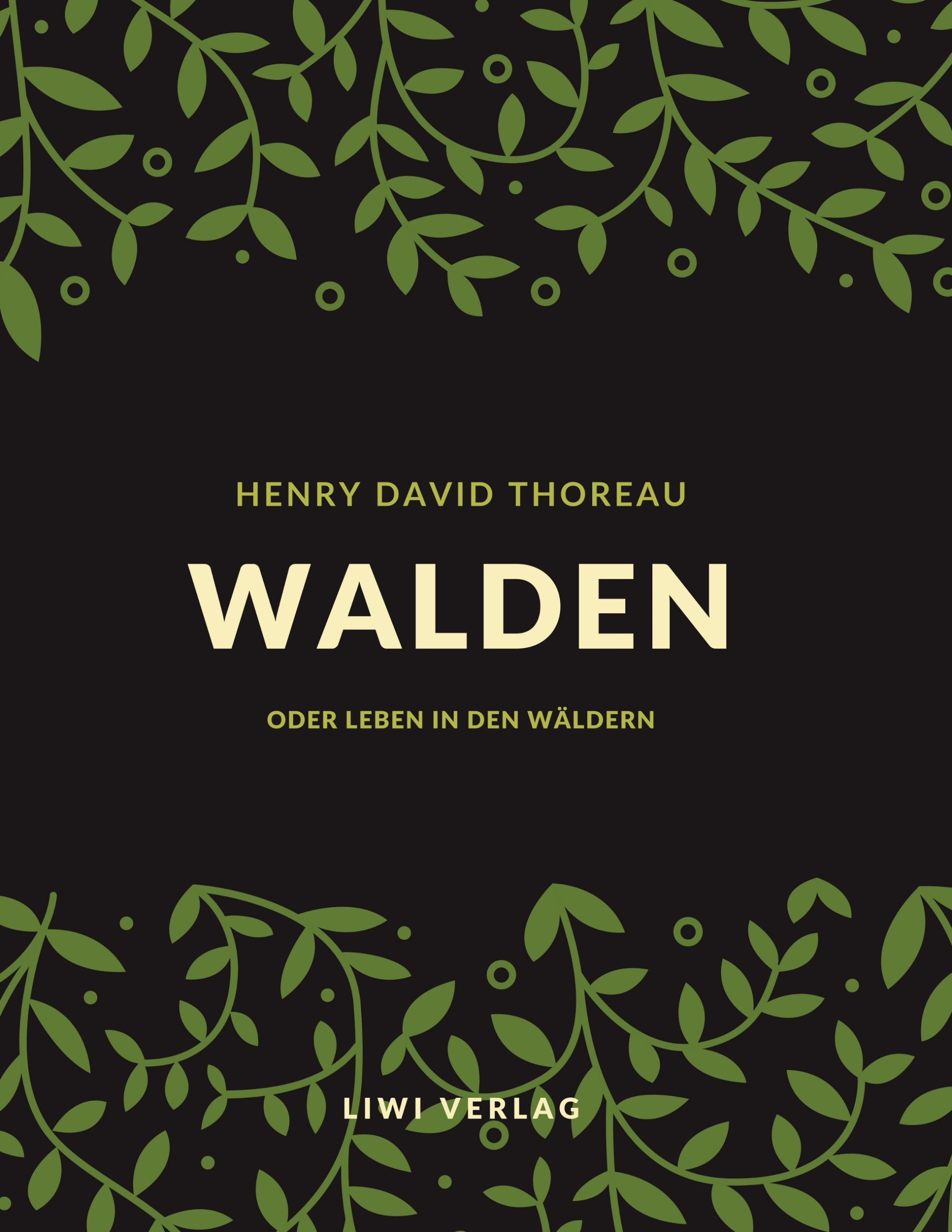 thoreau walden quarantäne nature writing