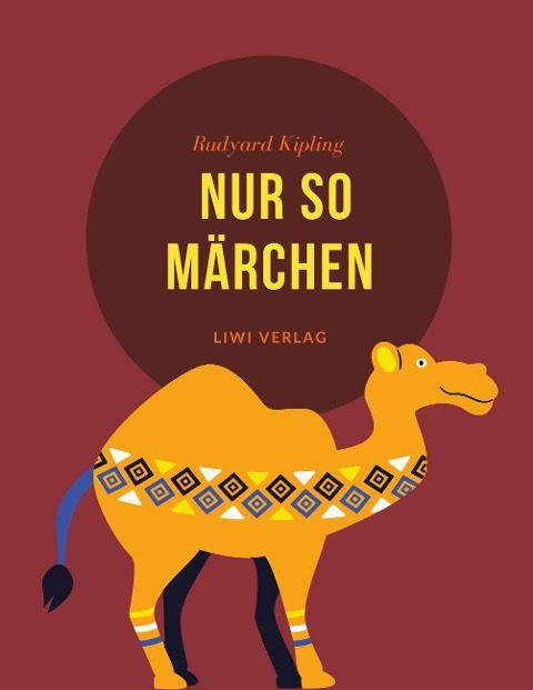 Rudyard Kipling Nur so Märchen