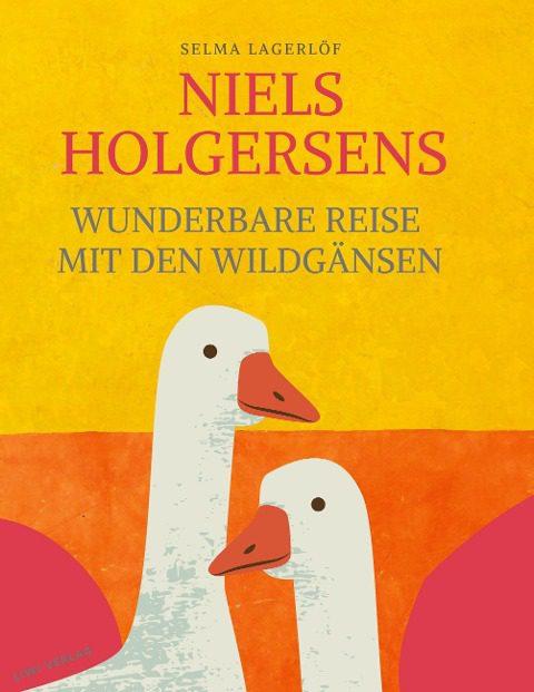 Selma Lagerlöf - Nils Holgerson
