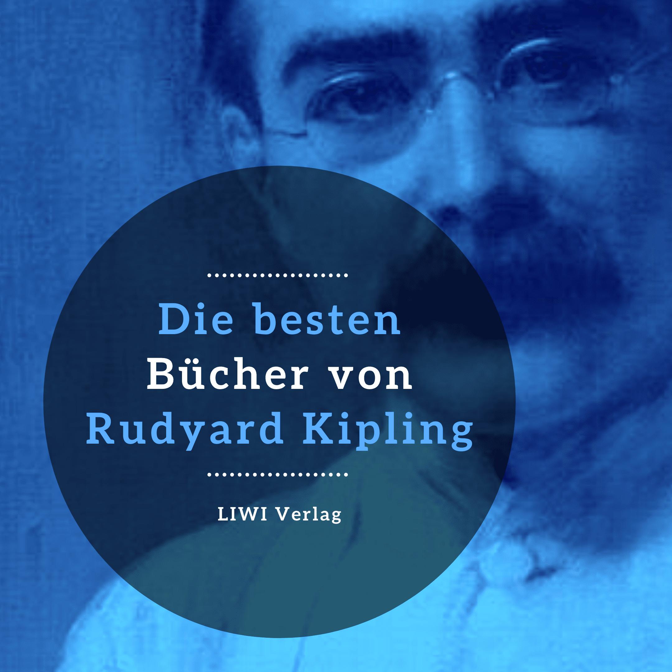 Rudyard Kipling Bücher LIWI Verlag