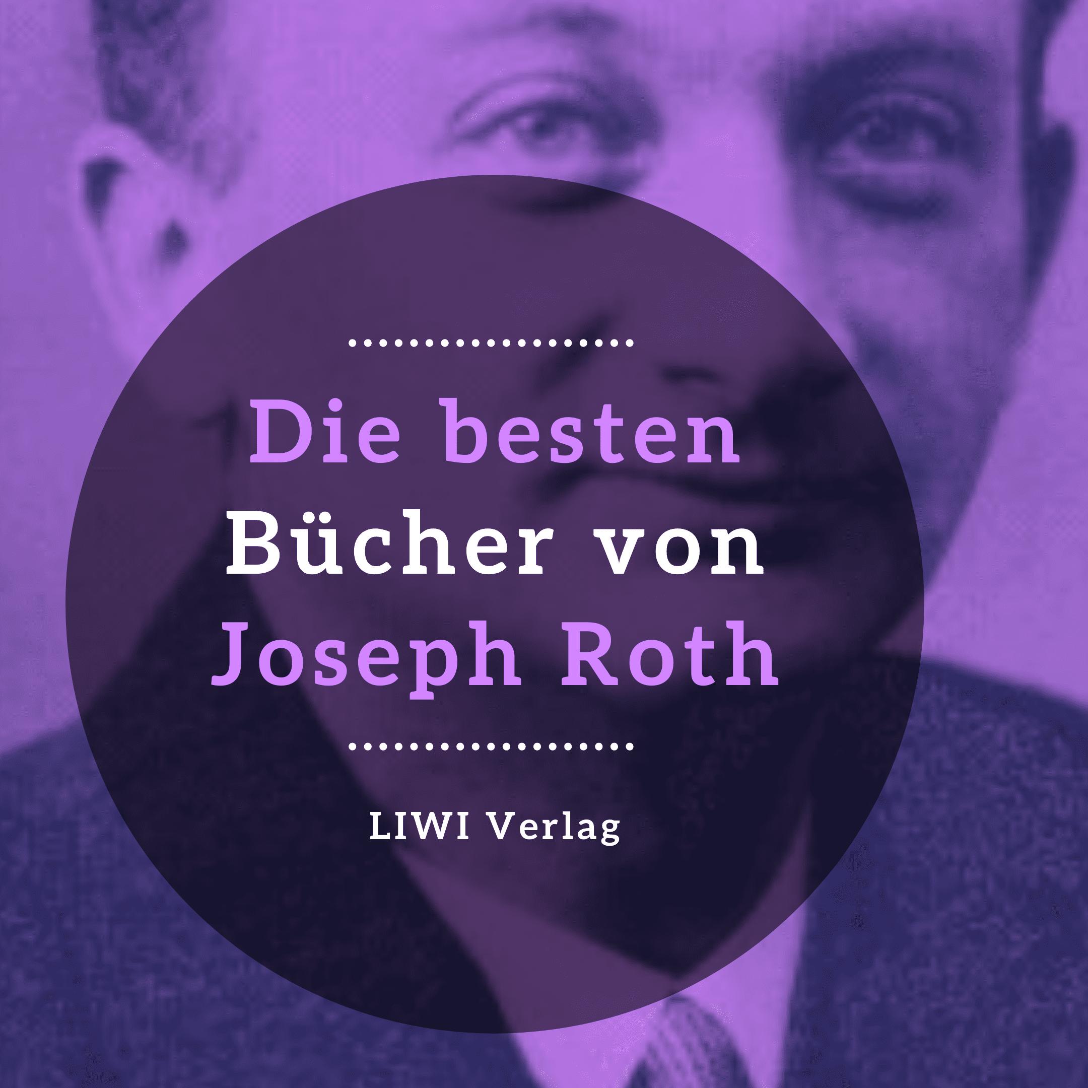 Joseph roth bücher liwi verlag