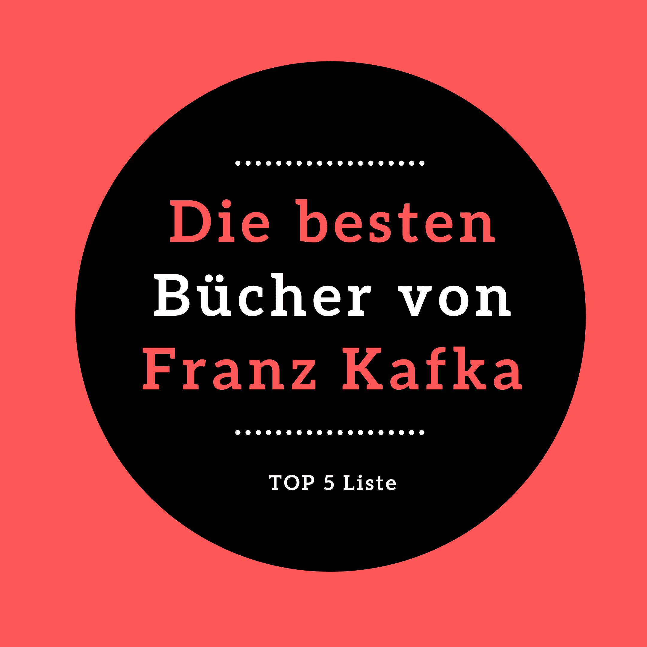 Die besten Bücher Franz Kafka LIWI Verlag