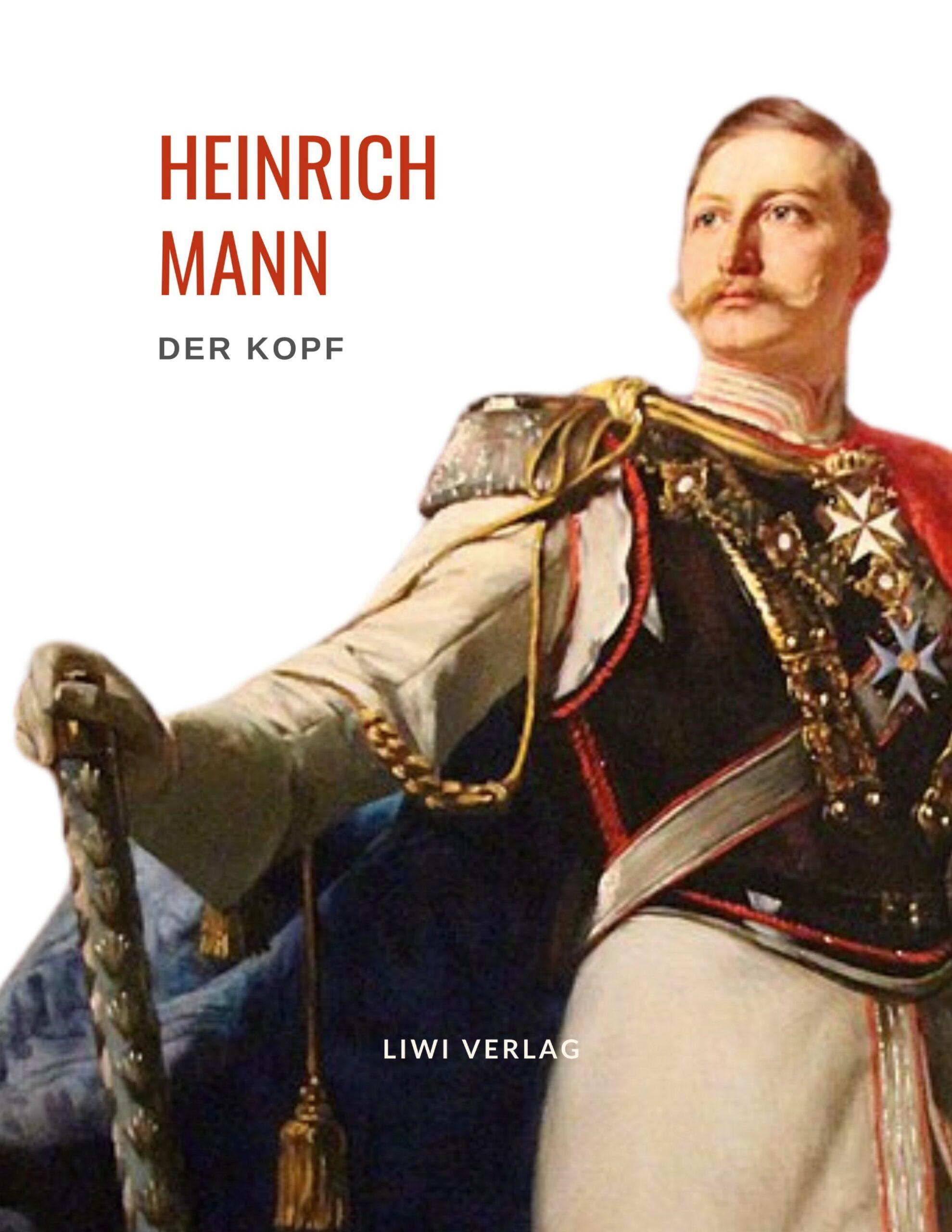 Heinrich Mann Der Kopf