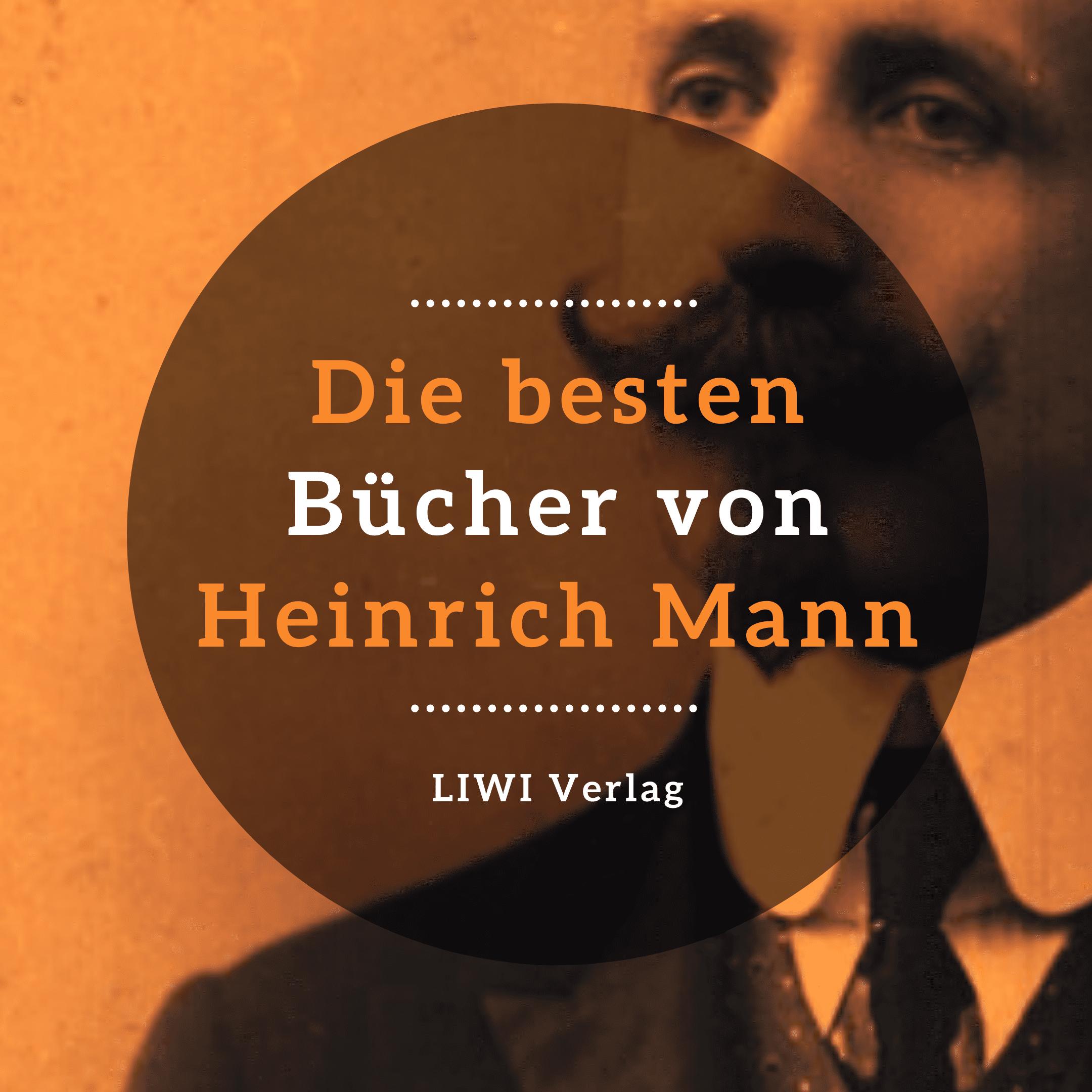 Die besten Bücher von Heinrich Mann LIWI Verlag